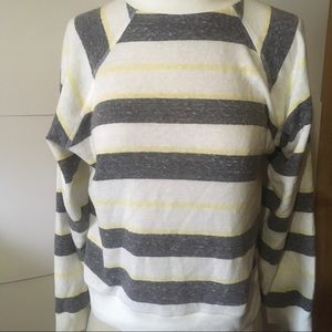 Urban Outfitters striped  M sweatshirt.